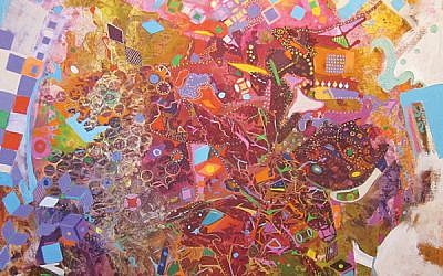 """Mardi Gras AM Celebrations"" by Susan Holford"