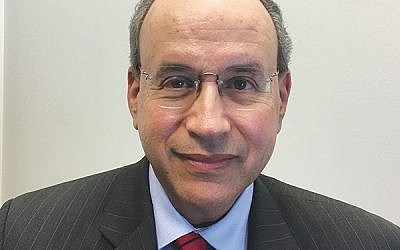 Jerry Neumann will be installed Sept. 10 as president of The Jewish Federation of Princeton Mercer Bucks. Photo Courtesy Jerry Neumann
