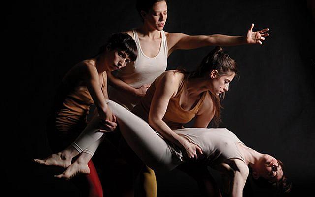 "Dancers in ""M Stabat Mater"" Photo by Eyal Landesman"