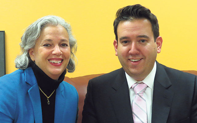 National ADL civil rights director Deborah Lauter and NJ ADL director Joshua Cohen said much has to be done to combat anti-Semitism, anti-Muslim bias, and hate crime on the Internet.