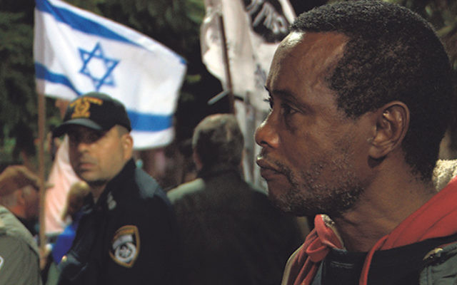 From African Exodus, one of the thousands of refugees seeking asylum and facing challenges in Israel
