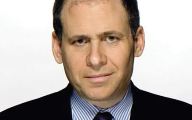 Political commentator and Montclair resident Jonathan Alter.