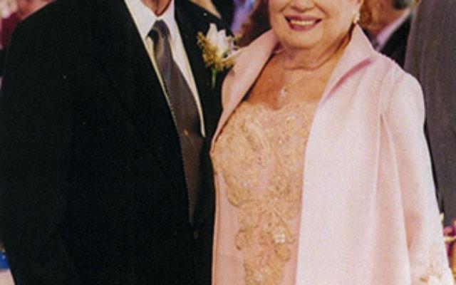 Daniel and Rita Altman