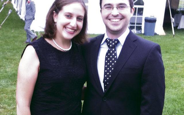 Michelle Attner and Michael Belinsky