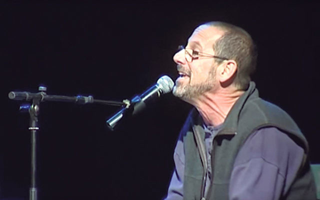 """Israeli composer and storyteller Avinoam Golan sings of the pioneers who were interested in """"building a perfect society."""""""