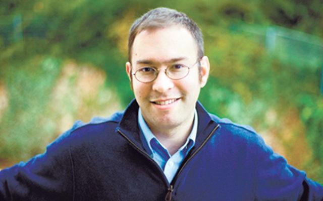 Aryeh Eisenberg, CEO of Bonim B'Yachad