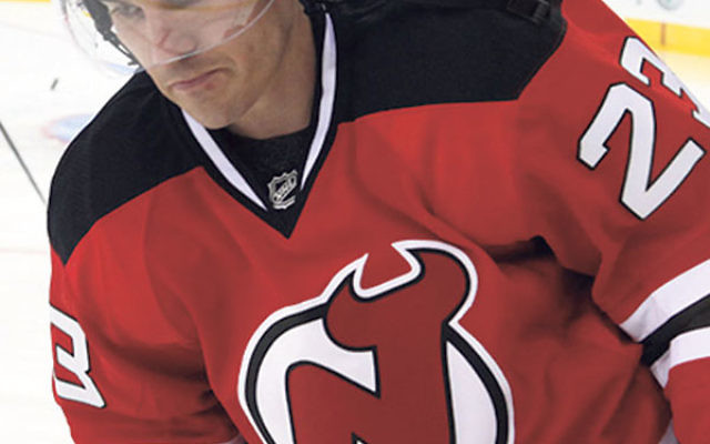 NJ Devils center Michael Cammalleri is out for the season with a hand injury.