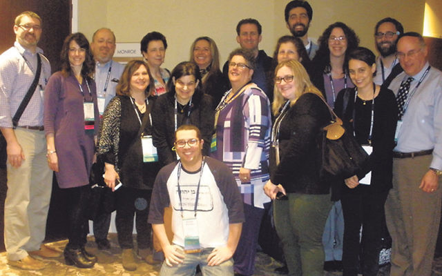 Camp and synagogue professionals affiliated with the Jewish Federation of Greater MetroWest NJ came together to brainstorm.