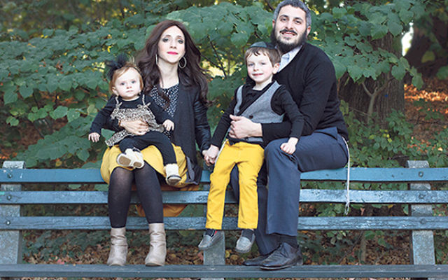 Ita and Yaacov Leaf, who have just started a Chabad House in Montclair, said they are lo oking forward to building a community of learning.