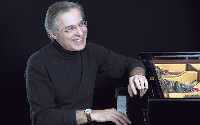 "Brazilian-born pianist Arnaldo Cohen said ""For any sort of performer the most difficult is for you to have your own voice, your own song."""