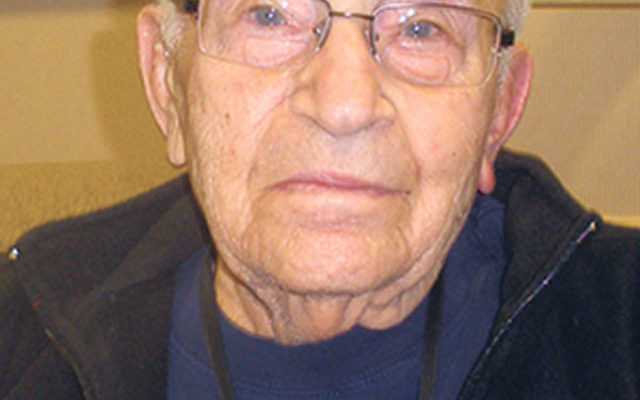 """Former Army Sgt. Ed Cohen, assigned to guard Nazi Josef Albert Meisinger, """"the Butcher of Warsaw,"""" remembered him as a """"yellow coward"""" after his capture."""