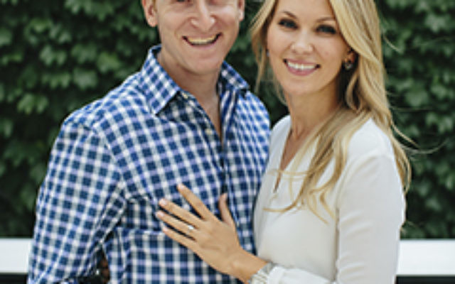 Daniel Cohen and Jenna Herold