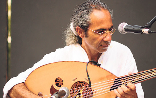 """Musician Yair Dalal says, """"You cannot have a society that is based on hatred."""""""