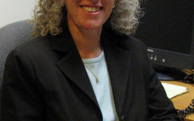 Rabbi Faith Joy Dantowitz joined the clergy team at Temple B'nai Abraham in Livingston in July.