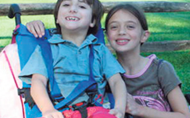 A summer camp friendship with Jamie, who has cerebral palsy, in 2008 triggered Alexandra Jackman's desire to encourage fellow teens to relate to peers who have special needs.
