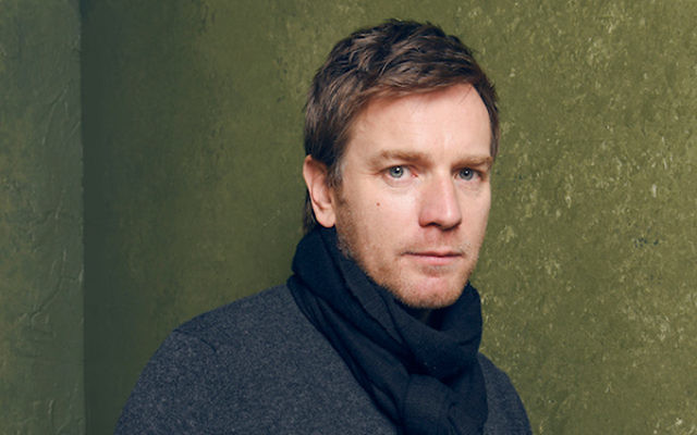 Actor Ewan McGregor, posing here during the 2015 Sundance Film Festival, will direct Philip Roth's American Pastoral.(Larry Busacca/Getty Images)