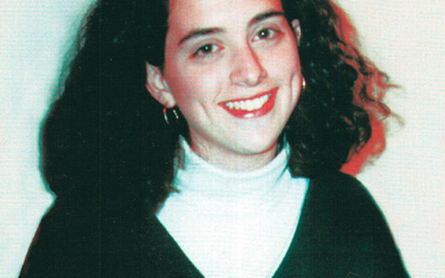 Alisa Flatow, the victim of a terrorist attack in 1995