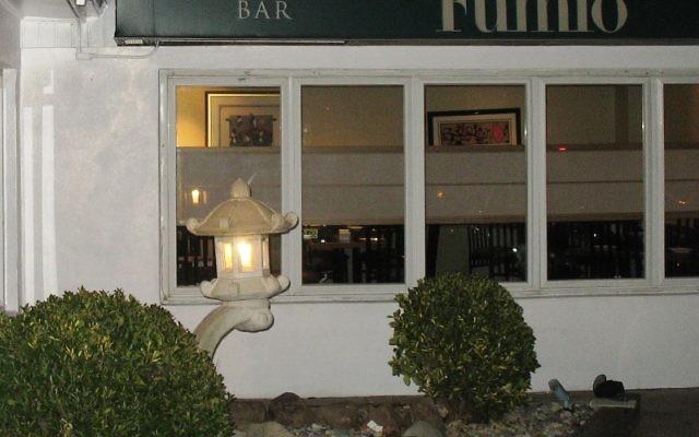 Fumio Grill and Sushi closed May 30.