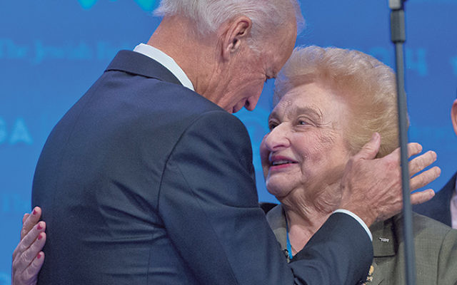 Vice President Joe Biden addresses the 2014 General Assembly.