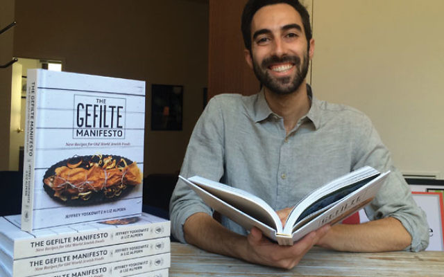 """""""I was not proud of these foods growing up,"""" says Jeffrey Yoskowitz. """"We want to restore pride in Yiddishlanguage and culture and food."""""""