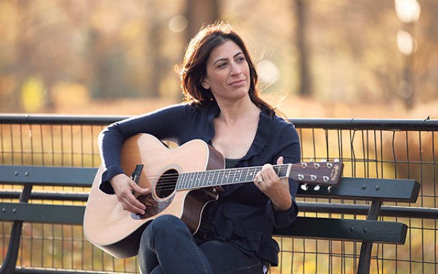 "Sharon Goldman said that writing the songs on Kol Isha ""facilitated a reconnection"" for her."