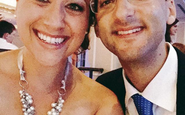 Carly Goldstein and Ryan Voorhees