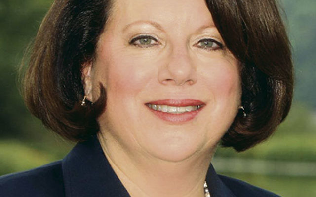 Candidate Linda Greenstein says America must play an important supportive role in seeking peace in the Middle East.