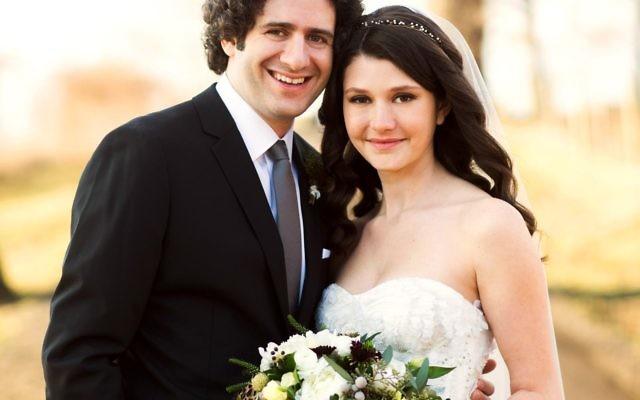 Eric Gurian and Katherine Sexton