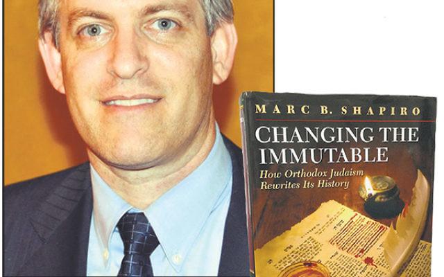 Marc B. Shapiro