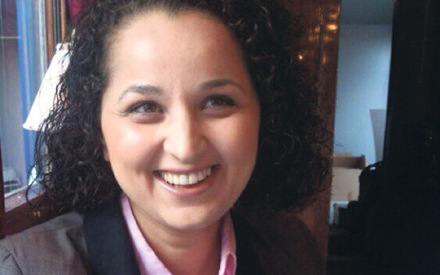 Samia Hathroubi offered an overview of Muslim-Jewish relations in Europe.