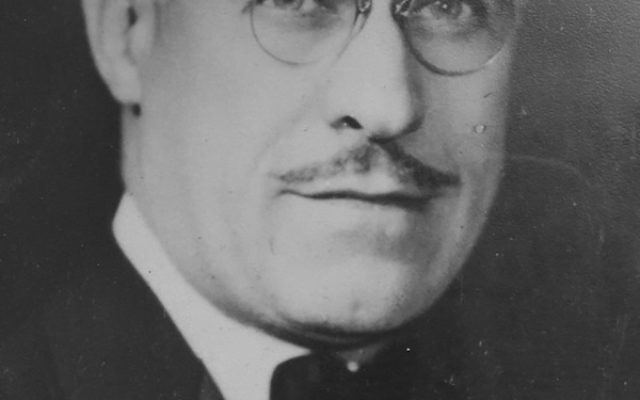 Benjamin Buchsbaum rescued Jews from the Holocaust by offering to sponsor them, including housing some in his home.