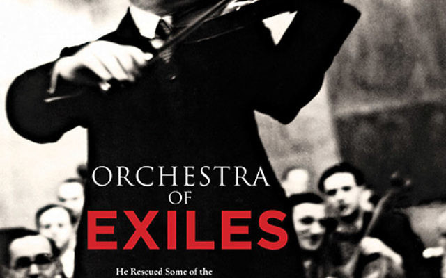 """Orchestra of Exiles,"" a film by Josh Aronson, tells the story of Bronislaw Huberman."