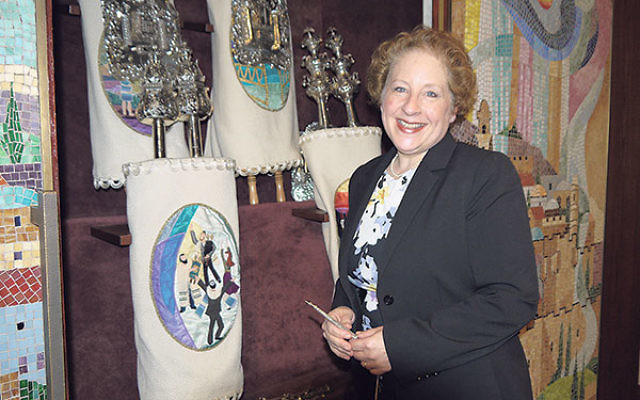 Cantor Lois Kittner, who started her tenure at Adath Shalom in Morris Plains in June, has a passion for adult education.