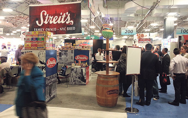 Kosherfest, held Nov. 11-12 in Secaucus, featured 350 exhibitors, both familiar and new to the crowd.