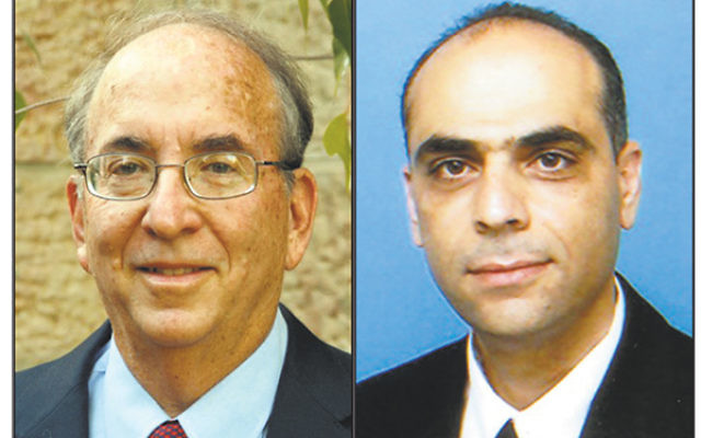 """Rabbi Ron Kronish of the Interreligious Coordinating Council in Israel and Kadi Iyad Zahalka, head of the Muslim Shari'a Court in Jerusalem, will present """"Voices for Interreligious Dialogue"""" on Oct. 11, at Seton Hall University."""