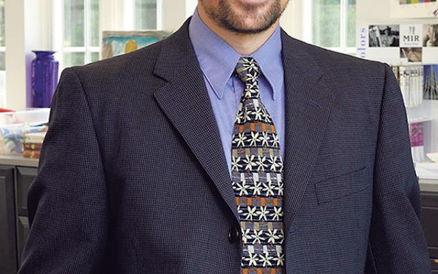 """Rabbi Daniel Loew, new head of school at RPRY, plans to """"empower and support the teachers because it's in the classroom where the magic happens. """""""