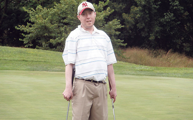 Mark Dunn, who died at 32 in July, loved to play golf.