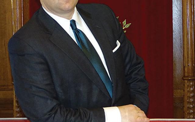 Marshall Rovner, president of Ahavath Yisrael