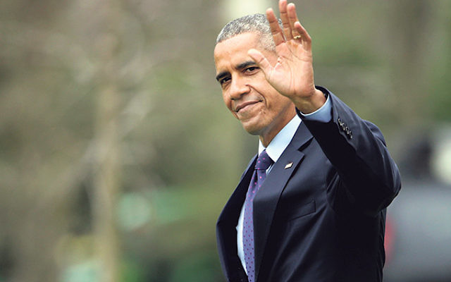 President Barack Obama has said that Iran should be granted sanctions relief only once it begins to implement a nuclear accord.