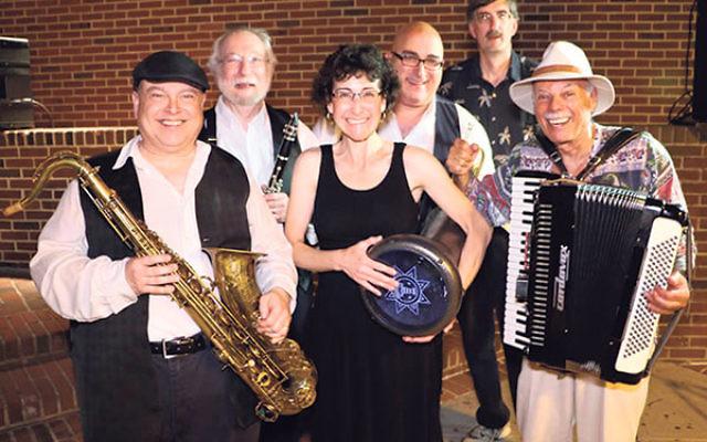 Ed Goldberg and the Odessa Klezmer Band