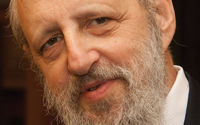 Though not yet 3 when World War II ended, Rabbi Joseph Polak says his body remembers the horrors.