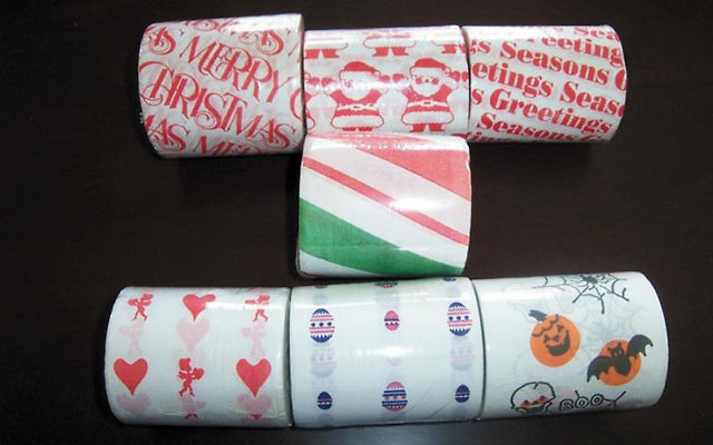 Polish's holiday-themed designs