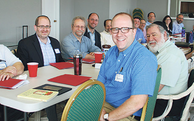 More than 20 Middlesex and Monmouth County rabbis — both pulpit clergy and organization leaders — attended the inaugural Rabbinic Retreat held in Long Branch on June 8.