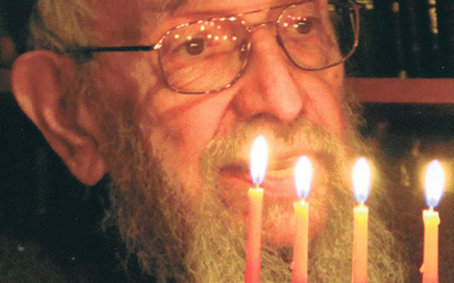 Rabbi Zalman Schachter-Shalomi, who died July 3, combined traditional and nontraditional approaches to Jewish spirituality.