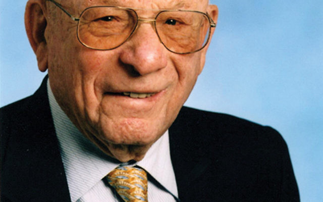 Dr. Norman Reitman, who lived to 105, was remembered as a devoted doctor and a generous donor.