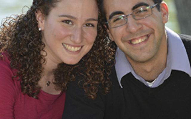 Sarah Roth and Benjamin Yavelberg