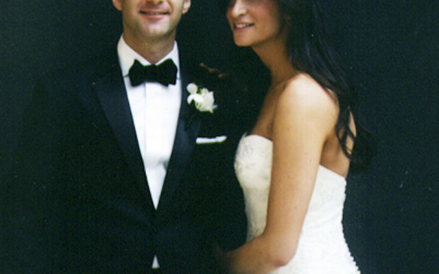Evan and Sarah Schonfeld