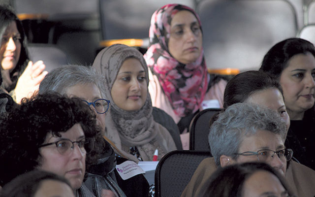 Jewish and Muslim women focused on what unites them at the Sisterhood of Salaam Shalom conference.