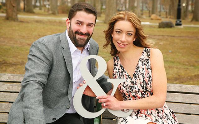 David Searle and Lara Bottner