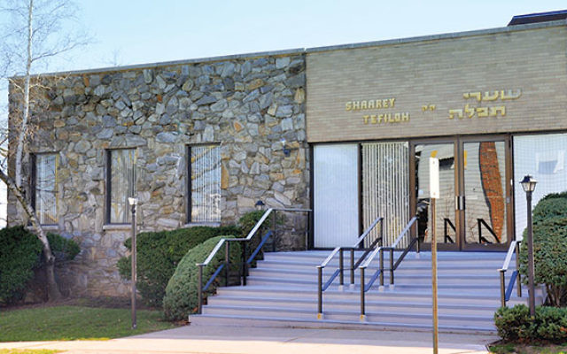 Congregation Shaarey Tefiloh, Perth Amboy's last remaining Orthodox synagogue, is now a meditation and spirituality center. Three members who have tried to block the sale are still trying to invalidate the sale.